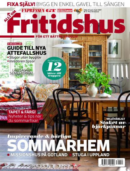 Allt om Fritidshus (Inga nya utgåvor) June 21, 2017 00:00