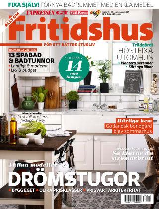 Allt om Fritidshus (Inga nya utgåvor) 2017-09-15