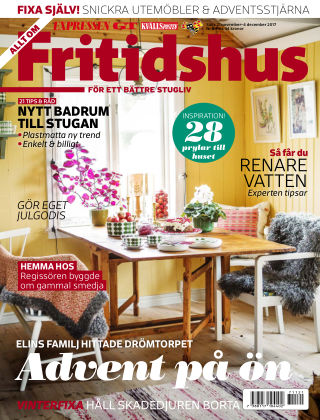 Allt om Fritidshus (Inga nya utgåvor) 2017-11-21