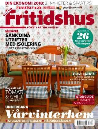 Allt om Fritidshus (Inga nya utgåvor) 2018-01-26