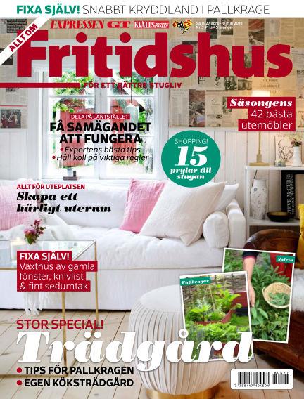 Allt om Fritidshus (Inga nya utgåvor) April 27, 2018 00:00