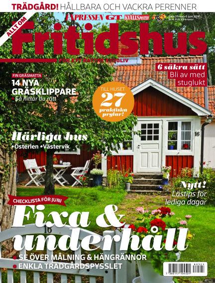 Allt om Fritidshus (Inga nya utgåvor) May 25, 2018 00:00
