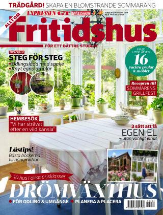 Allt om Fritidshus (Inga nya utgåvor) 2018-06-25
