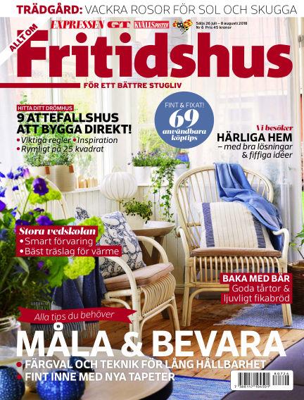 Allt om Fritidshus (Inga nya utgåvor) July 26, 2018 00:00