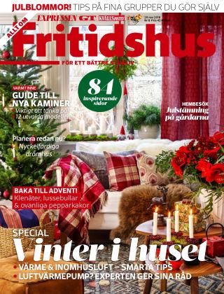 Allt om Fritidshus (Inga nya utgåvor) 2018-11-20
