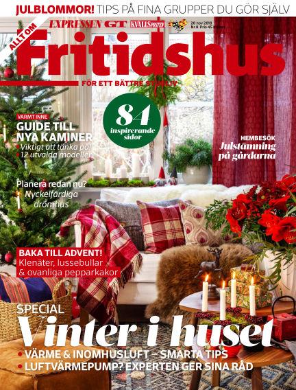 Allt om Fritidshus (Inga nya utgåvor) November 20, 2018 00:00