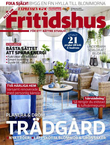 Allt om Fritidshus (Inga nya utgåvor) February 18, 2019 00:00