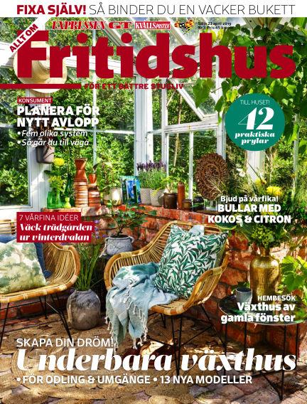 Allt om Fritidshus (Inga nya utgåvor) April 23, 2019 00:00