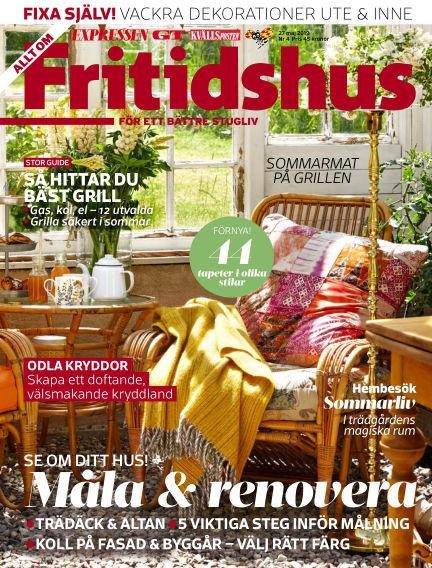 Allt om Fritidshus (Inga nya utgåvor) May 27, 2019 00:00