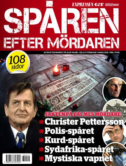 Palme - Spåren efter mördaren February 17, 2016 00:00
