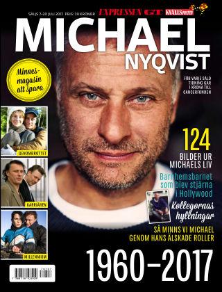 Michael Nyqvist Minnesmagasin 2017-07-09