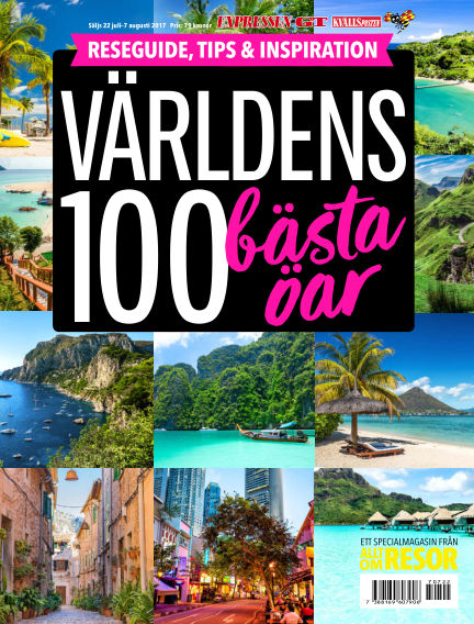 Världens 100 bästa öar