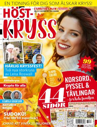 Höst Kryss 2017-10-13