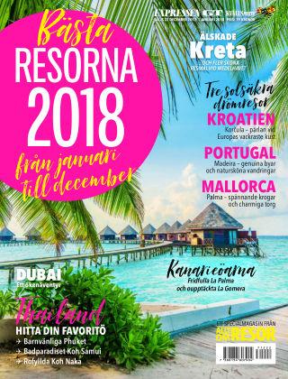 Bästa Resorna 2018 2017-12-22