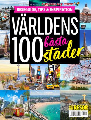 Världens 100 bästa städer 2018-01-19
