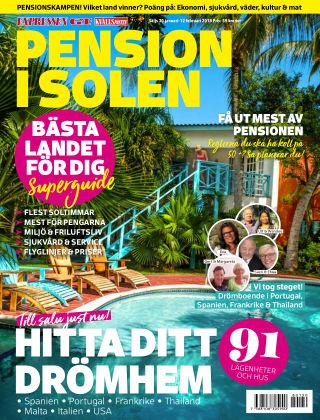 Pension i solen 2018-01-30
