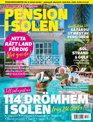 Pension i solen 2019-01-18