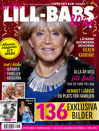 Lill-Babs 2018-03-03