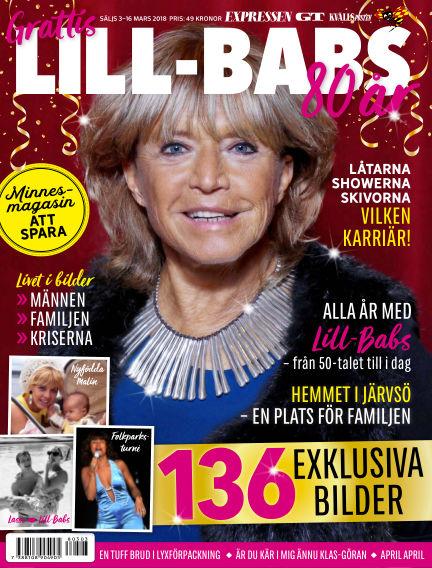 Lill-Babs 80 år