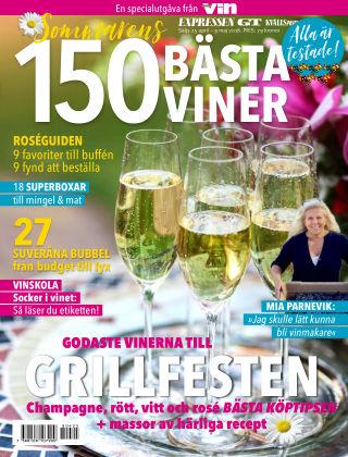 Sommarens 150 bästa viner 2018-04-24
