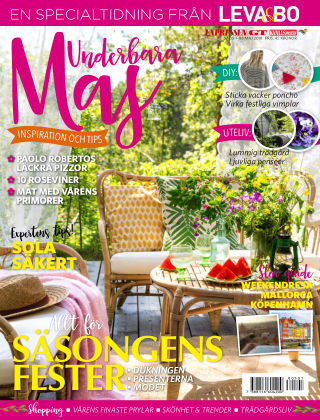 Underbara maj 2018-05-01