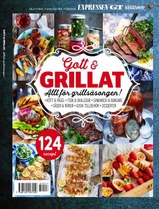 Gott & Grillat 2018-05-17