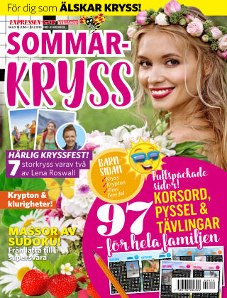 Sommarkryss 2019-06-19