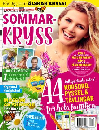 Sommarkryss 2020-06-19
