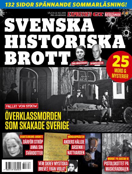 Svenska historiska brott