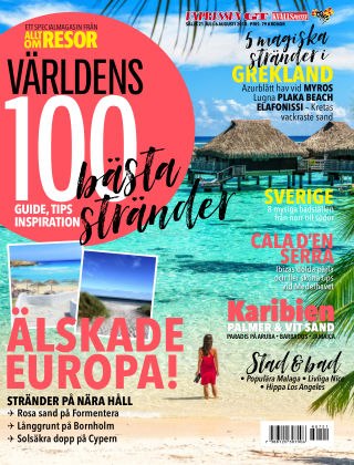 Världens 100 bästa stränder 2018-07-21