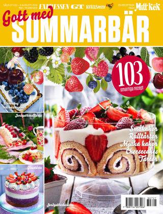 Gott med sommarbär 2018-07-28