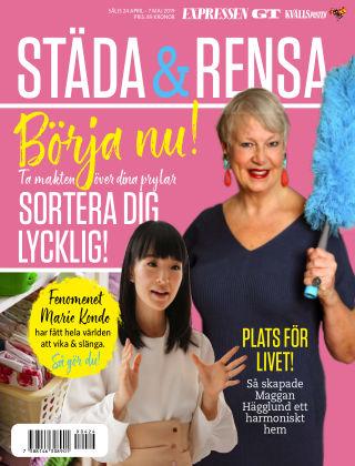 Städa & Rensa 2019-04-24