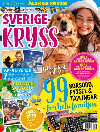 Sverigekryss 2020-07-17