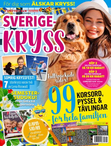 Sverigekryss