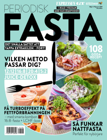 Periodisk Fasta January 06, 2021 00:00