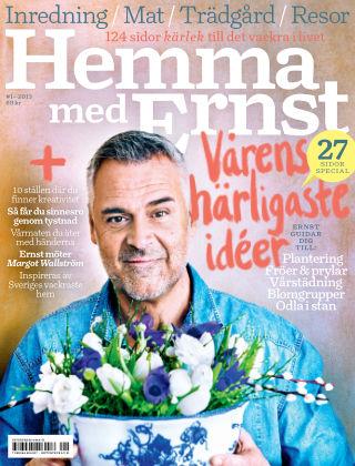 Hemma med Ernst (Inga nya utgåvor) 2013-03-15