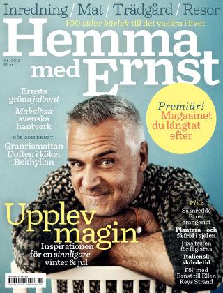 Hemma med Ernst (Inga nya utgåvor) 2012-11-15