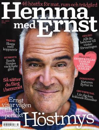 Hemma med Ernst (Inga nya utgåvor) 2013-09-26