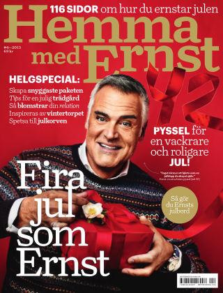 Hemma med Ernst (Inga nya utgåvor) 2013-11-19