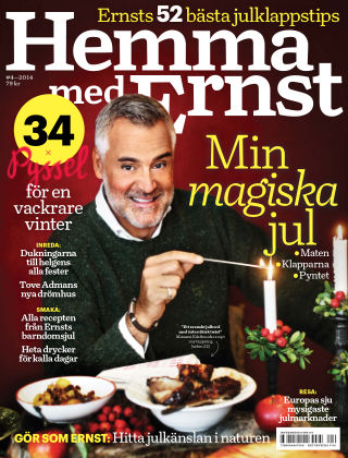 Hemma med Ernst (Inga nya utgåvor) 2014-12-02