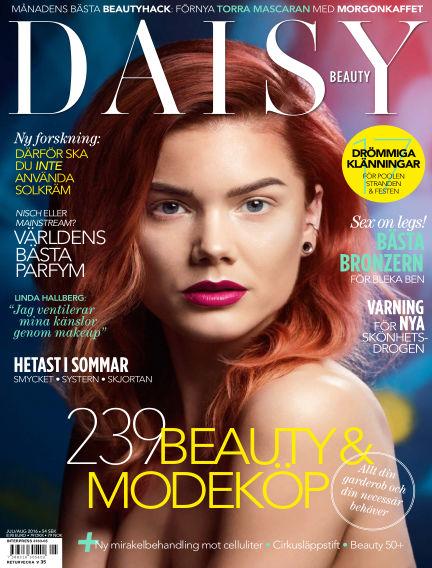 daisy beauty magazine