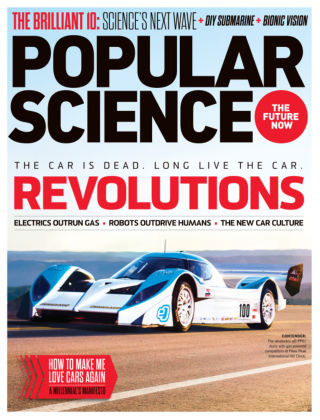 Popular Science October 2013