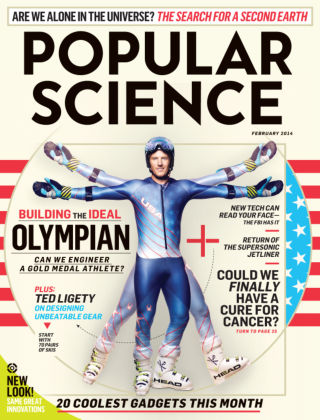 Popular Science February 2014