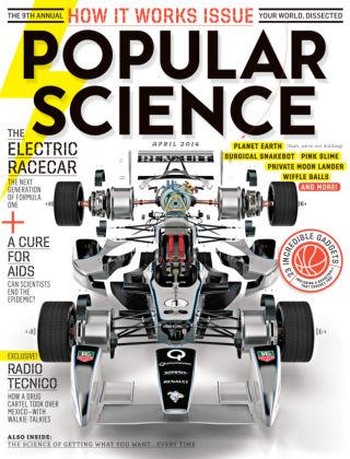 Popular Science April 2014