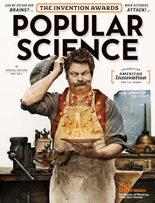 Popular Science May 2014