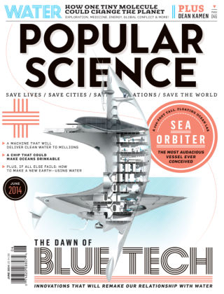 Popular Science June 2014