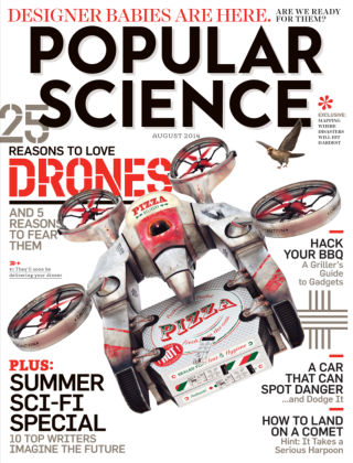Popular Science August 2014