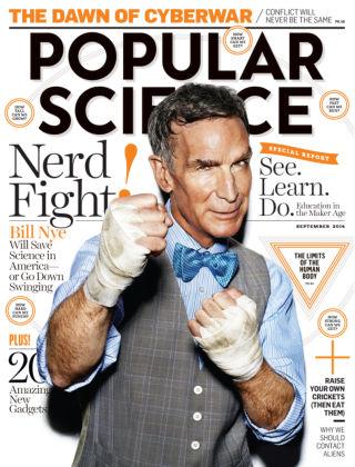 Popular Science September 2014