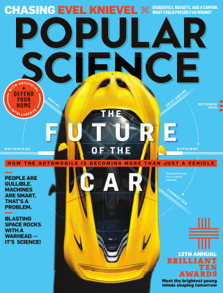 Popular Science October 2014