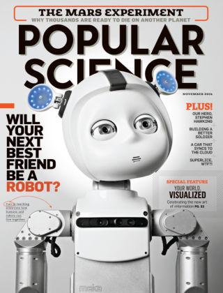 Popular Science November 2014
